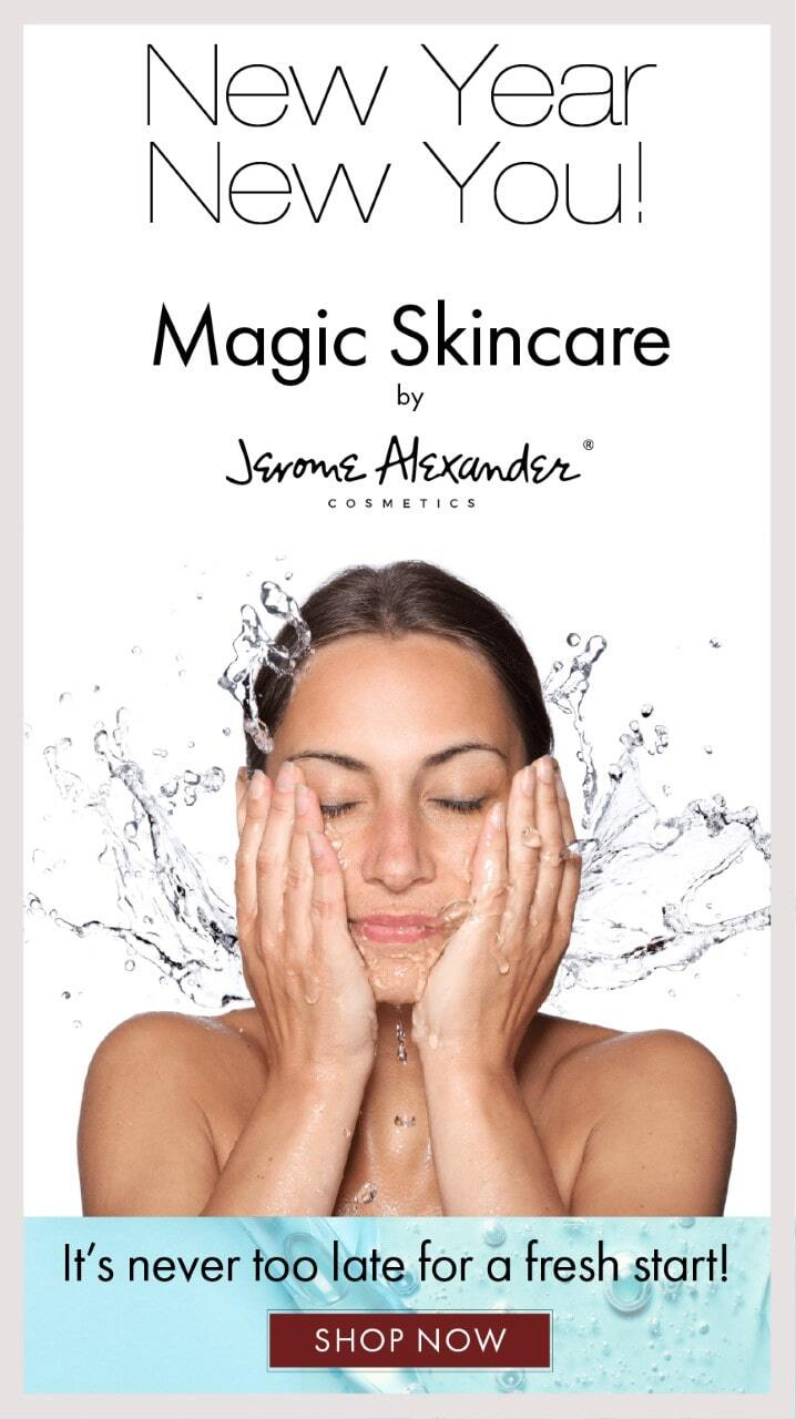 Introducing Magic Skincare by Jerome Alexander