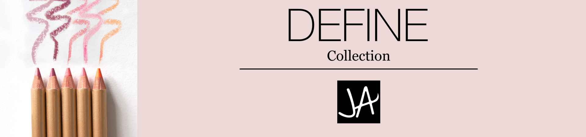 Define Collection Category Banner