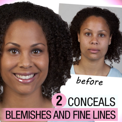 MagicMinerals Conceals Blemishes and Fine Lines