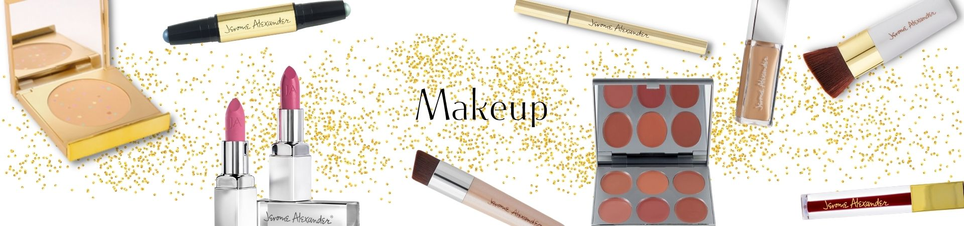 Makeup Category Banner