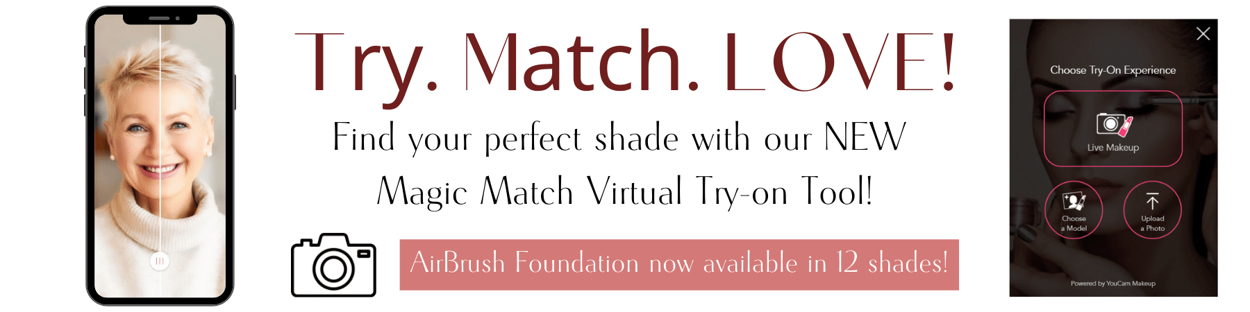 Magic Match Try-On Tool